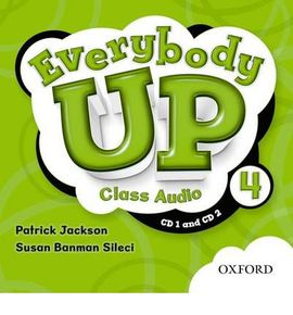 DESCARGAR EVERYBODY UP 4 - CLASS AUDIO CD