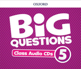 BIG QUESTIONS 5. CLASS AUDIO CD