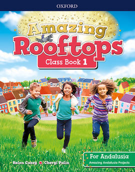 AMAZING ROOFTOPS FOR ANDALUSIA 1. CLASS BOOK PACK