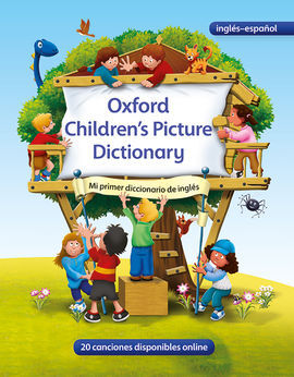 OXFORD CHILDREN¿S PICTURE DICTIONARY FOR LEARNERS OF ENGLISH PACK