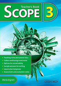 DESCARGAR SCOPE 3 - TEACHER'S BOOK
