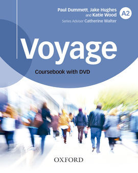 DESCARGAR VOYAGE A2 - STUDENT'S BOOK + WORKBOOK PACK WITHOUT KEY