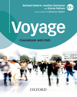 VOYAGE B1+ - STUDENT'S BOOK + WORKBOOK (PACK WITHOUT KEY)