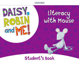 DAISY, ROBIN & ME LITERACY PACK