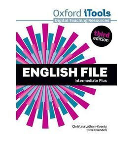 DESCARGAR ENGLISH FILE INTERMEDIATE PLUS ITOOLS 3RD EDITION