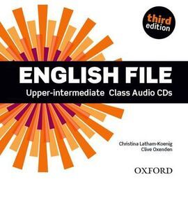 DESCARGAR ENGLISH FILE UPPER-INTERMEDIATE - CLASS CD