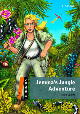 DOMINOES 2. JEMMA'S JUNGLE ADVENTURE MP3 PACK