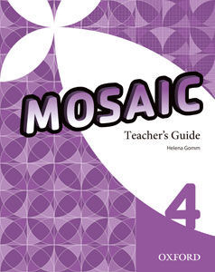MOSAIC 4 - TEACHER'S BOOK + TEACHER'S RESOURCE CD-ROM PACK