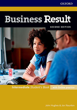 BUSINESS RESULT INTERMEDIATE. STUDENT'S BOOK WITH ONLINE PRACTICE 2DN EDITION