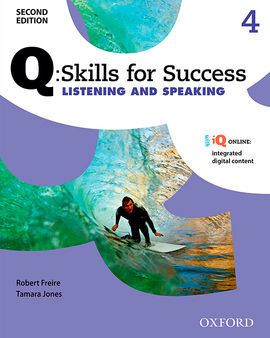 DESCARGAR Q SKILLS FOR SUCCESS SECOND EDITION: LISTENING & SPEAKING 4 - STUDENT'S BOOK (PACK)