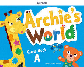 ARCHIE'S WORLD A. CLASS BOOK PACK