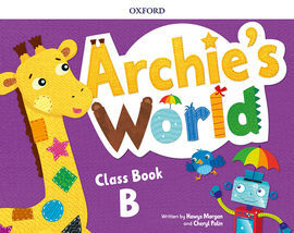 ARCHIE'S WORLD B. CLASS BOOK PACK