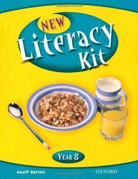 DESCARGAR NEW LITERACY KIT: YEAR 8 - STUDENT´S BOOK