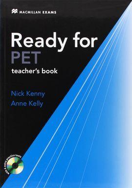 DESCARGAR READY FOR PET TEACHER'S BOOK