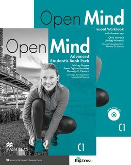 OPEN MIND ADV STS & WB (+KEY) PACK