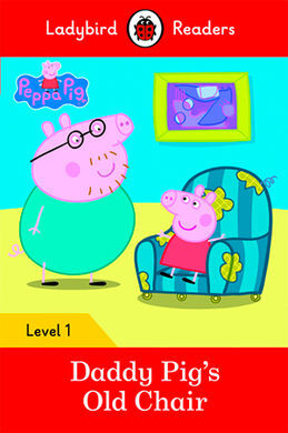 PEPPA PIG: DADDY PIG'S OLD CHAIR (LB)