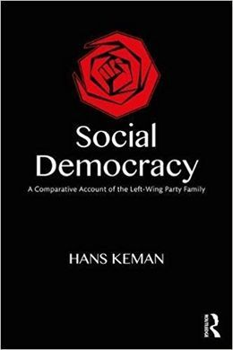 SOCIAL DEMOCRACY. A COMPARATIVE ACCOUNT OF THE LEFT-WING PARTY FAMILY