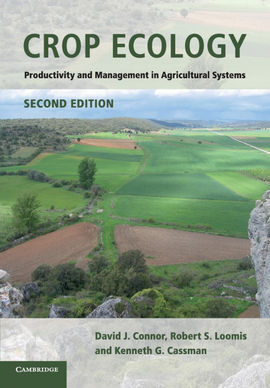 CROP ECOLOGY. PRODUCTIVITY AND MANAGEMENT IN AGRICULTURAL SYSTEMS