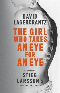 THE GIRL WHO TAKES AN EYE FOR AN EYE V
