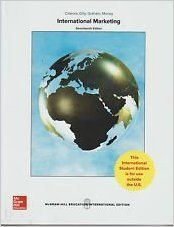INTERNATIONAL MARKETING (17TH.ED.)