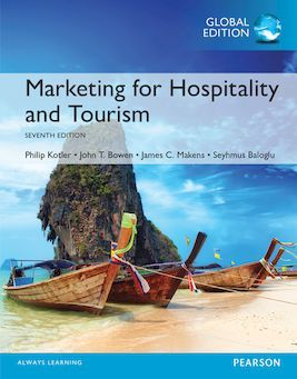 MARKETING FOR HOSPITALITY AND TOURISM. 7ª ED. EBOOK