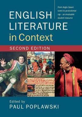 ENGLISH LITERATURE IN CONTEXT (2ª ED.)