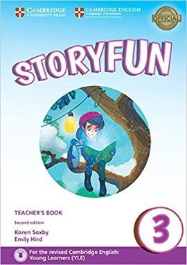 STORYFUN FOR MOVERS 3 - TEACHER'S BOOK WITH AUDIO