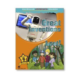 MCHR 6 GREAT INVENTIONS NEW ED