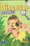 DISCOVER ENGLISH 1 WB+CD 11