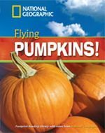 FLYING PUMPKINS + DVD (INTERMEDIATE B1)