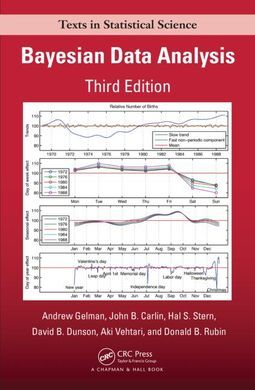 BAYESIAN DATA ANALYSIS (3ª ED.)