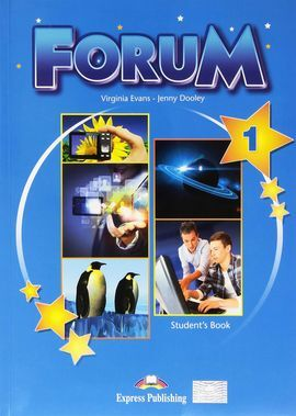 FORUM 1 STUDENT'S PACK