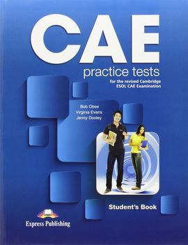 CAE PRACTICE TESTS STUDENT´S BOOK