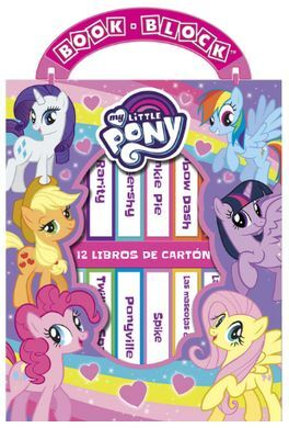 MI PRIMERA LIBRERIA MY LITTLE PONY
