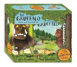 THE GRUFFALO+PELUCHE
