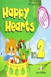 HAPPY HEARTS 2 ST (PACK 3) 5 AÑOS (2012)