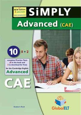 SIMPLY ADVANCED CAE 10 PRACTICE TESTS SB