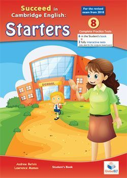 SUCCEED IN CAMBRIDGE ENGLISH STARTERS 8