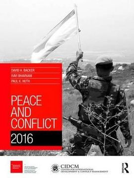 PEACE AND CONCLICT 2016