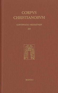 DESCARGAR CORPUS CHRISTIANORUM. CONSTINVATIO MEDIAEVALIS. 264