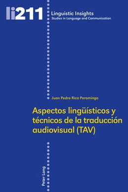 DESCARGAR ASPECTOS LINGUISTICOS Y TECNICOS DE LA TRADUCCION AUDIOVISUAL