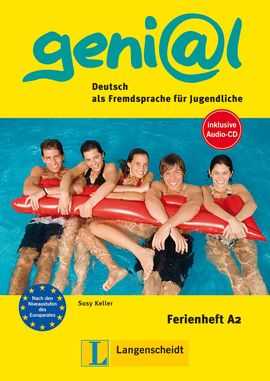 GENIAL A2 FERIENHEFT+CD