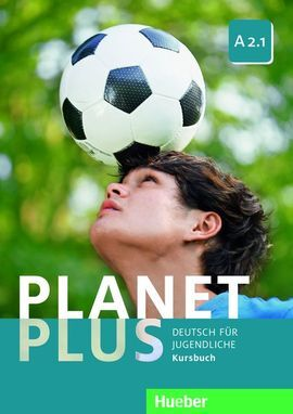 PLANET PLUS A2.1 KURSBUCH (ALUM.)