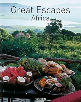 AFRICA GREAT SCAPES. ED. ACTUALIZADA. INGLES, ALEMAN, FRANCES