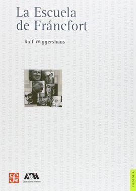 DESCARGAR LA ESCUELA DE FRANCFORT