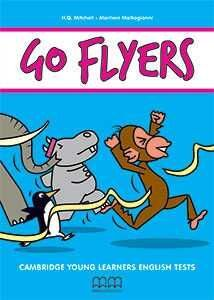 GO FLYERS STUDENT´S BOOK +CD 2018