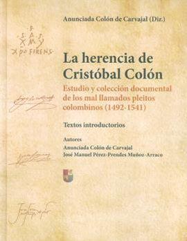 DESCARGAR LA HERENCIA DE CRISTÓBAL COLÓN (4 VOLS.)