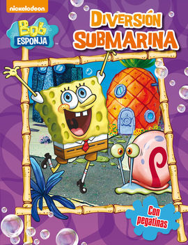 BOB ESPONJA. DIVERSION SUBMARINA