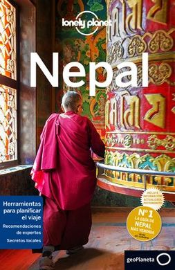NEPAL 4 (LONELY PLANET)