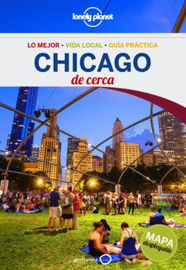 CHICAGO DE CERCA 2 (LONELY PLANET)